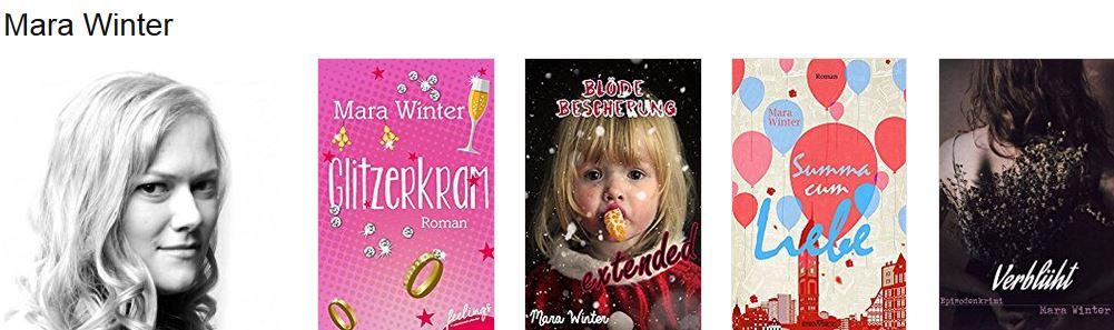 Bücher von Mara Winter bei Amazon